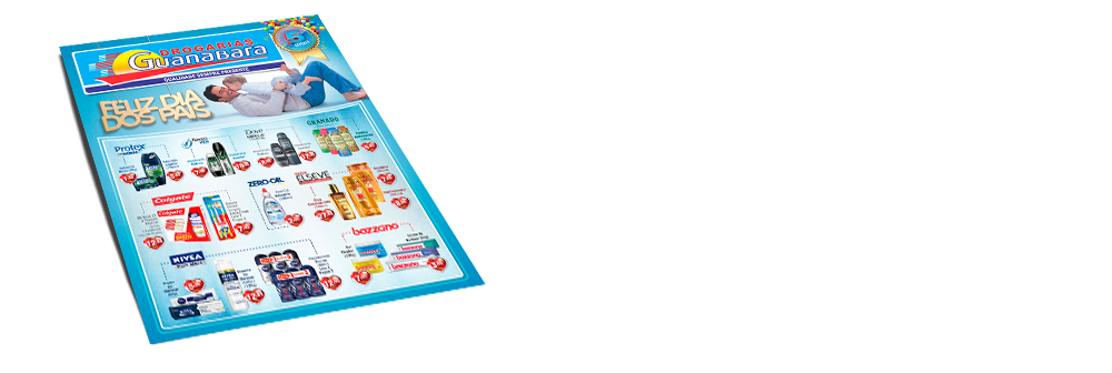 """<h1><font color=""""#334380"""">Encarte Guanabara</font></h1> <p>Encarte de Junho - Mês de Aniversário<br/> Ofertas especiais do nosso encarte para você.</p> <a href='http://www.youblisher.com/p/948654-Encarte-Drogarias-Guanabara-Agosto-Setembro-2014/' target=""""_blank""""><img src=""""http://www.drogariasguanabara.com.br/site/wp-content/uploads/2013/07/saibamais.png""""></a>"""