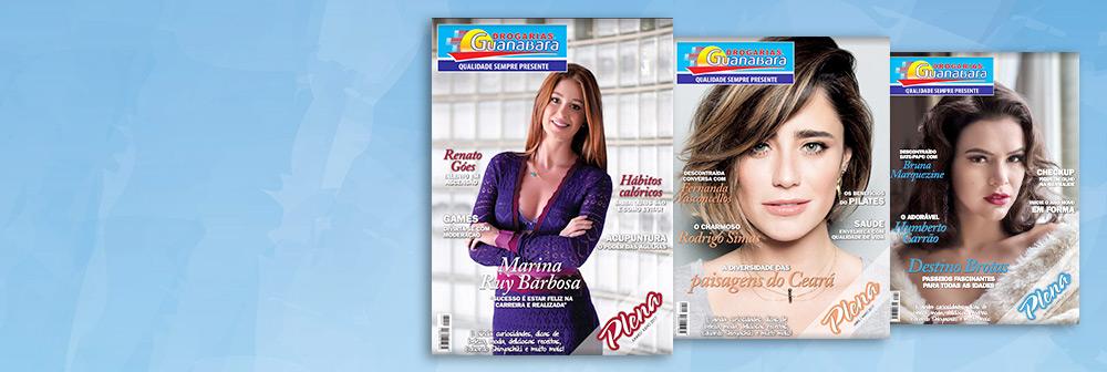 """<h1>Revista Digital Guanabara</h1> <h5><span style=""""color: #000080;"""">Informações, atualidades<br />e muitas dicas para você!</span></h5> <a href=""""https://issuu.com/cmn-revistascustomizadas/docs/revista_guanabara_plena_60?e=26752715/49521294"""" target=""""_blank""""><img src=""""http://www.drogariasguanabara.com.br/site/wp-content/uploads/2013/07/saibamais.png""""></a>"""