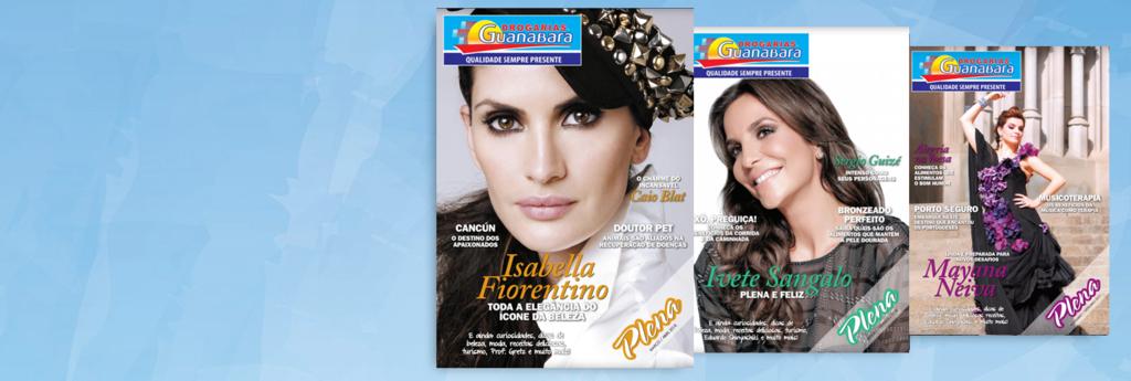 """<h1>Revista Digital Guanabara</h1> <h5><span style=""""color: #000080;"""">Informações, atualidades<br />e muitas dicas para você!</span></h5> <a href=""""https://issuu.com/cmn-revistascustomizadas/docs/revista_guanabara_47b7df52c4848d?e=26752715/59301082"""" target=""""_blank""""><img src=""""http://www.drogariasguanabara.com.br/site/wp-content/uploads/2013/07/saibamais.png""""></a>"""