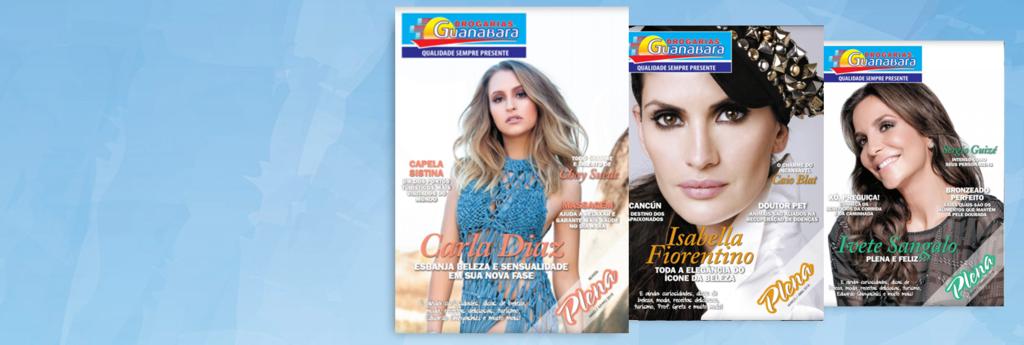 """<h1>Revista Digital Guanabara</h1> <h5><span style=""""color: #000080;"""">Informações, atualidades<br />e muitas dicas para você!</span></h5> <a href=""""https://issuu.com/cmn-revistascustomizadas/docs/revista_guanabara_c2acad32844cd8?e=26752715/61401759"""" target=""""_blank""""><img src=""""http://www.drogariasguanabara.com.br/site/wp-content/uploads/2013/07/saibamais.png""""></a>"""